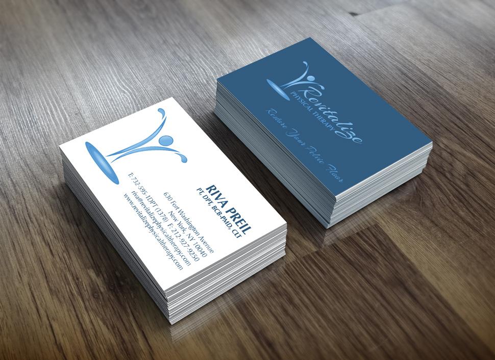 physical therapy business cards - Mado.sahkotupakka.co